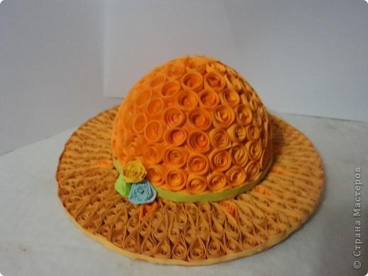 Первая шляпка. фото 2