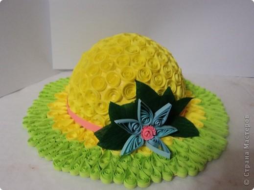 Первая шляпка. фото 4