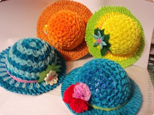 Первая шляпка. фото 5
