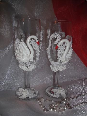 Мои свадебные бокалы. фото 6