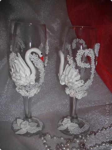 Мои свадебные бокалы. фото 5