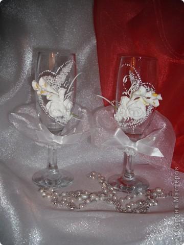Мои свадебные бокалы. фото 4