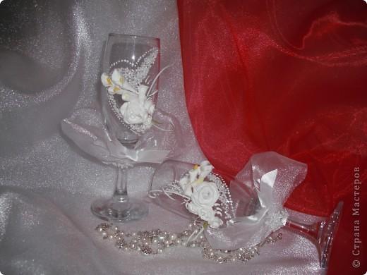Мои свадебные бокалы. фото 3
