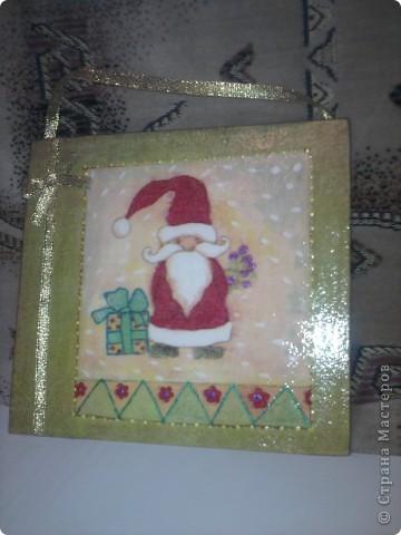 дед мороз с подарками фото 1