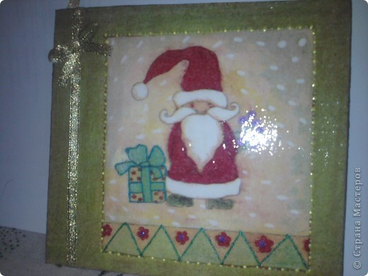 дед мороз с подарками фото 2