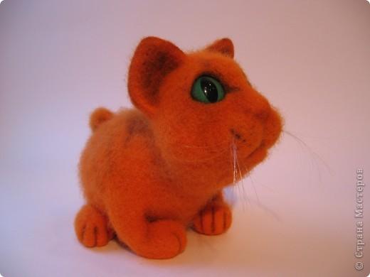 Рыжий котик - обормотик, фото 4