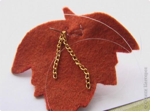 Для моего сынишки-первоклашки понадобилась эмблемка для праздника осени.Вот что у меня придумалось. фото 5