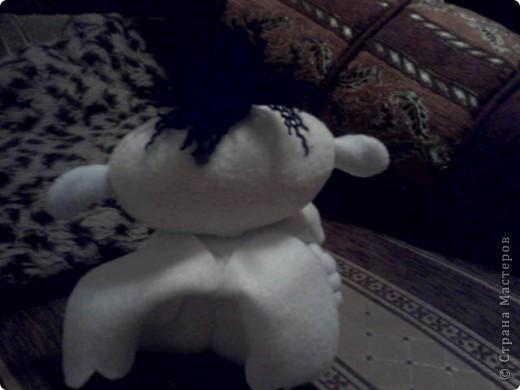 вот такой у меня теперь есть карапузик-ангелок фото 3
