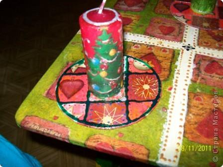 Эти свечи вы наверно уже видели, если заглядывали ко мне фото 17
