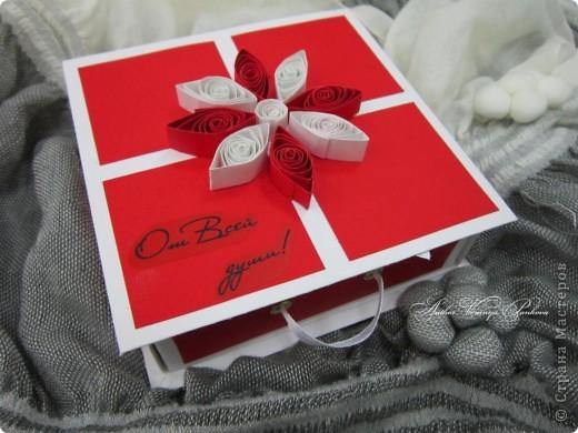 """Подарочная коробочка """"От всей души"""" ) фото 2"""