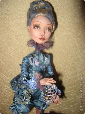 Сиволическая кукла на Новый год с дракончиком фото 2