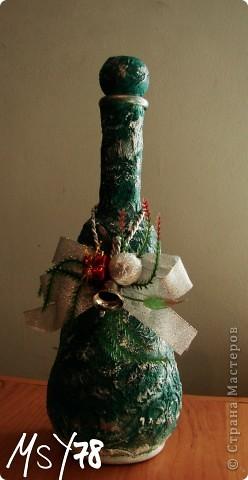 Ёлка-бутылка фото 1