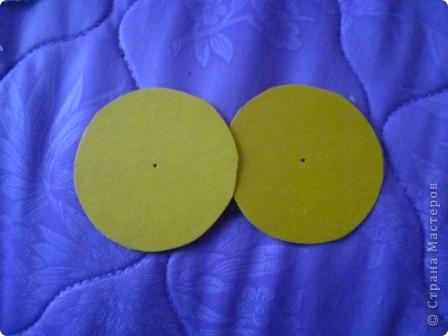 Здравствуйте! Я хочу показать вам, как я делаю сову из ненужных компакт-дисков. Начнём... фото 8