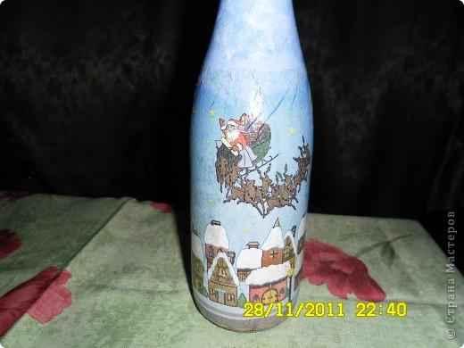 Вот такие бутылочки в шапочках получились фото 2