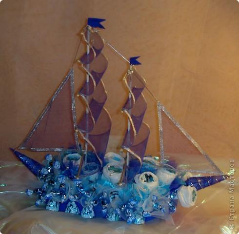 Кораблик на юбилей.  фото 3