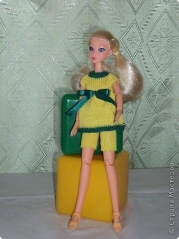 "Описания костюмчиков для кукол типа ""Juku"" фото 1"