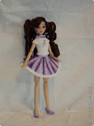 "Описания костюмчиков для кукол типа ""Juku"" фото 3"