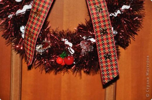 Рождественский венок!!! фото 2