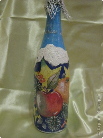 Акриловые краски, салфетка, манка, клей ПВА фото 8
