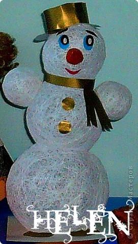 предновогодняя суета! как это здорово! вот ещё несколько идей для подарков и ёлочных украшений выставка снеговиков сделанных руками родителей и детей фото 2