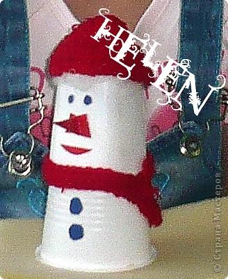 предновогодняя суета! как это здорово! вот ещё несколько идей для подарков и ёлочных украшений выставка снеговиков сделанных руками родителей и детей фото 6