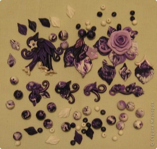 Заготовки для ожерелья фото 1