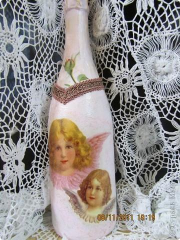 Розовые ангелочки. фото 1