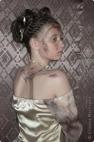 """Эта работа создана тоже для конкурса парикмахерского и визажного искусства""""Мой новый образ"""". фото 4"""