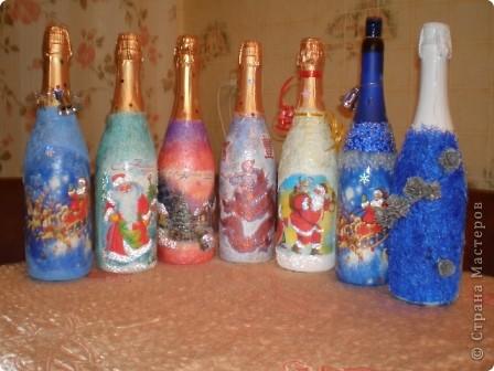 новогодние подарочки-бутылочки фото 11