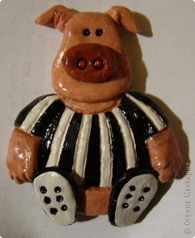 Свинка-спортсменка, найдена на просторах интернета фото 1