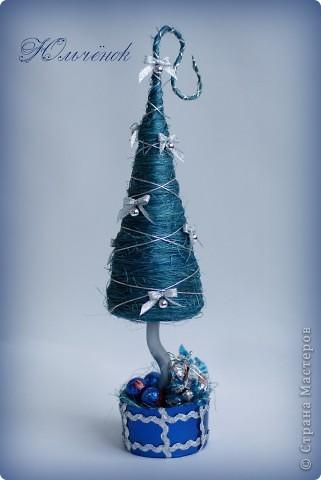 Новый год! Новый год! Пусть всем счастья принесет! Вот мои елочки-палочки, уж очень мне понравилось их делать! Елочка классическая! фото 11