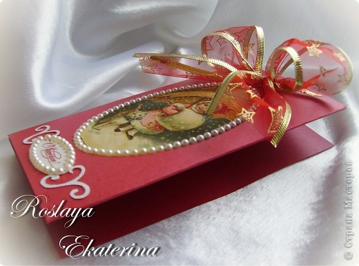 Новогодняя открытка для дочери фото 2