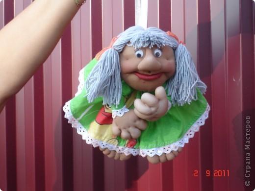 """Когда сшила первую куклу на удачу, то поняла, что остановиться на этом не смогу. И пошло-поехало. И самое интересное, что для себя пока не осталось ни одной куклы, все раздариваются """"с пылу, с жару"""". фото 5"""