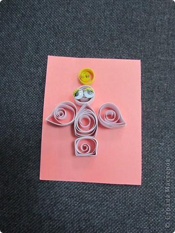 маленькое панно / открытка фото 4