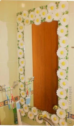 Вот такое теперь у меня зеркало в ванной!!! Уютное и радостное )))) фото 1