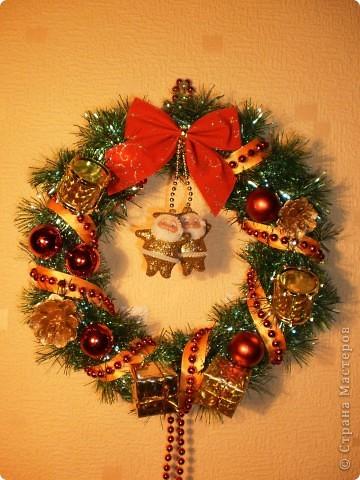 рождественские венки фото 1