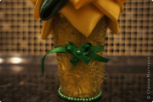 Елочка, которую я повторила с этого сайта, сорри за плагиат..( выглядит на мой взгляд как пироженное, кот хочется съесть :) фото 4