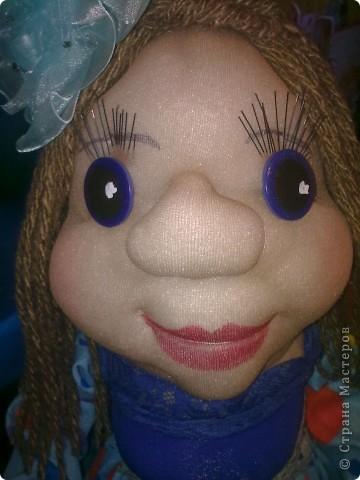 Кукла Ксюша фото 1
