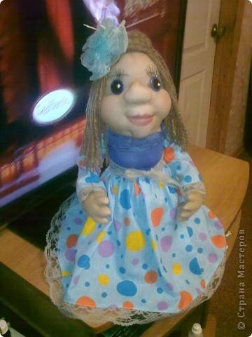 Кукла Ксюша фото 2