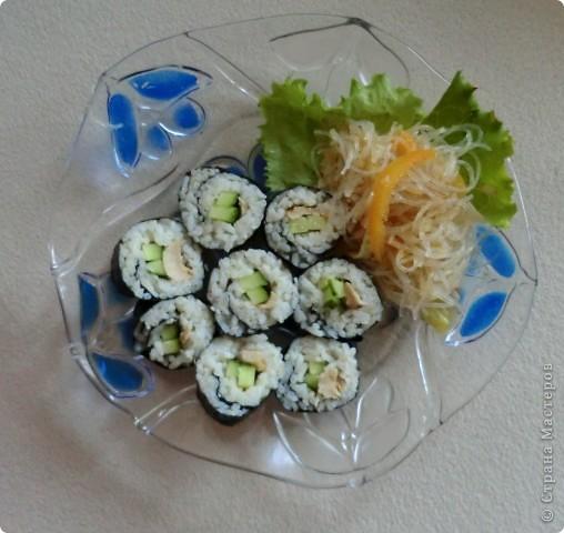 Суши и фунчоза