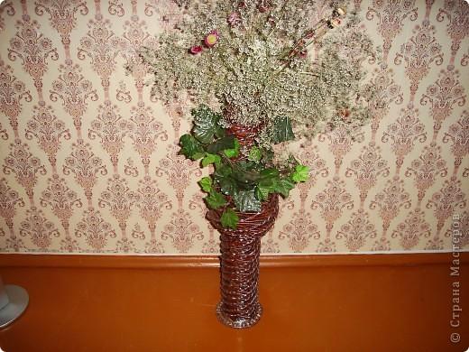 Напольные вазы фото 5