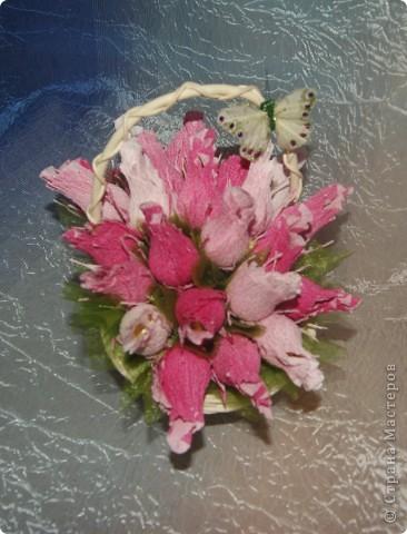 Розовые розы......... фото 1