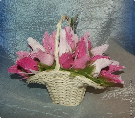 Розовые розы......... фото 2