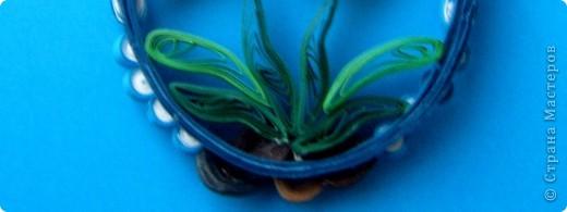 """Решила сделать украшение  """"Рыбка золотая"""" . Это тема нового задания на Хомячке """" Подводный мир""""  Такой подарок можно подарить подруге,которая родилась в феврале-марте в честь её знака зодиака """"Рыба"""", а можно такую подвеску повесить дома  как талисманчик на исполнение  желаний! Размер украшения 6х9 см. фото 3"""
