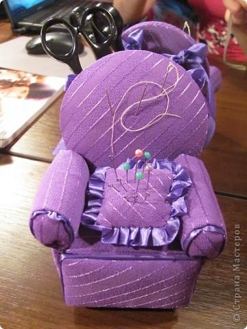Как только увидела это кресло - сразу же влюбилась в него! ИК здесь http://atasite2.wmsite.ru/kreslo-igolnica. фото 4