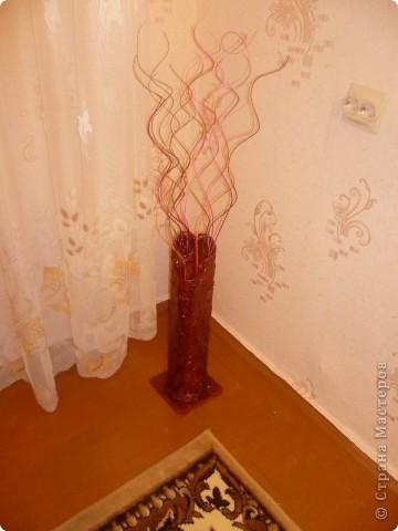 ваза напольная фото 1