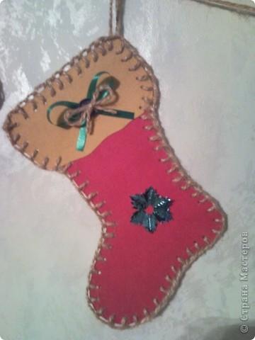 Синяя рукавичка. фото 2