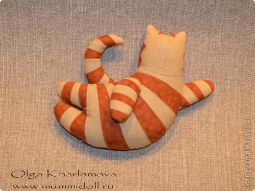Забавная кукла тильда - Летящий кот, которую вы можете изготовить сами,  будет отличным и оригинальным подарком  вашим друзьям и близким. фото 25