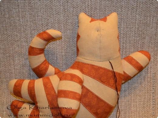 Забавная кукла тильда - Летящий кот, которую вы можете изготовить сами,  будет отличным и оригинальным подарком  вашим друзьям и близким. фото 26