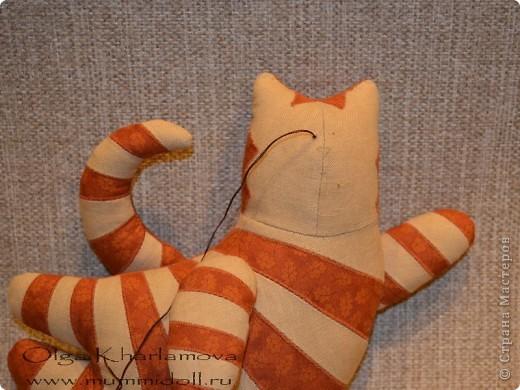 Забавная кукла тильда - Летящий кот, которую вы можете изготовить сами,  будет отличным и оригинальным подарком  вашим друзьям и близким. фото 28